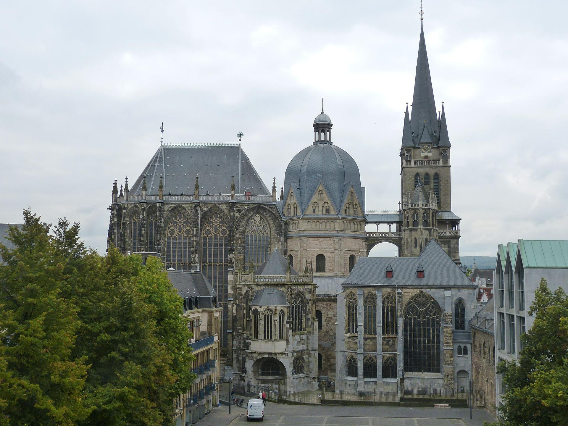 Aachen Dom Eifel