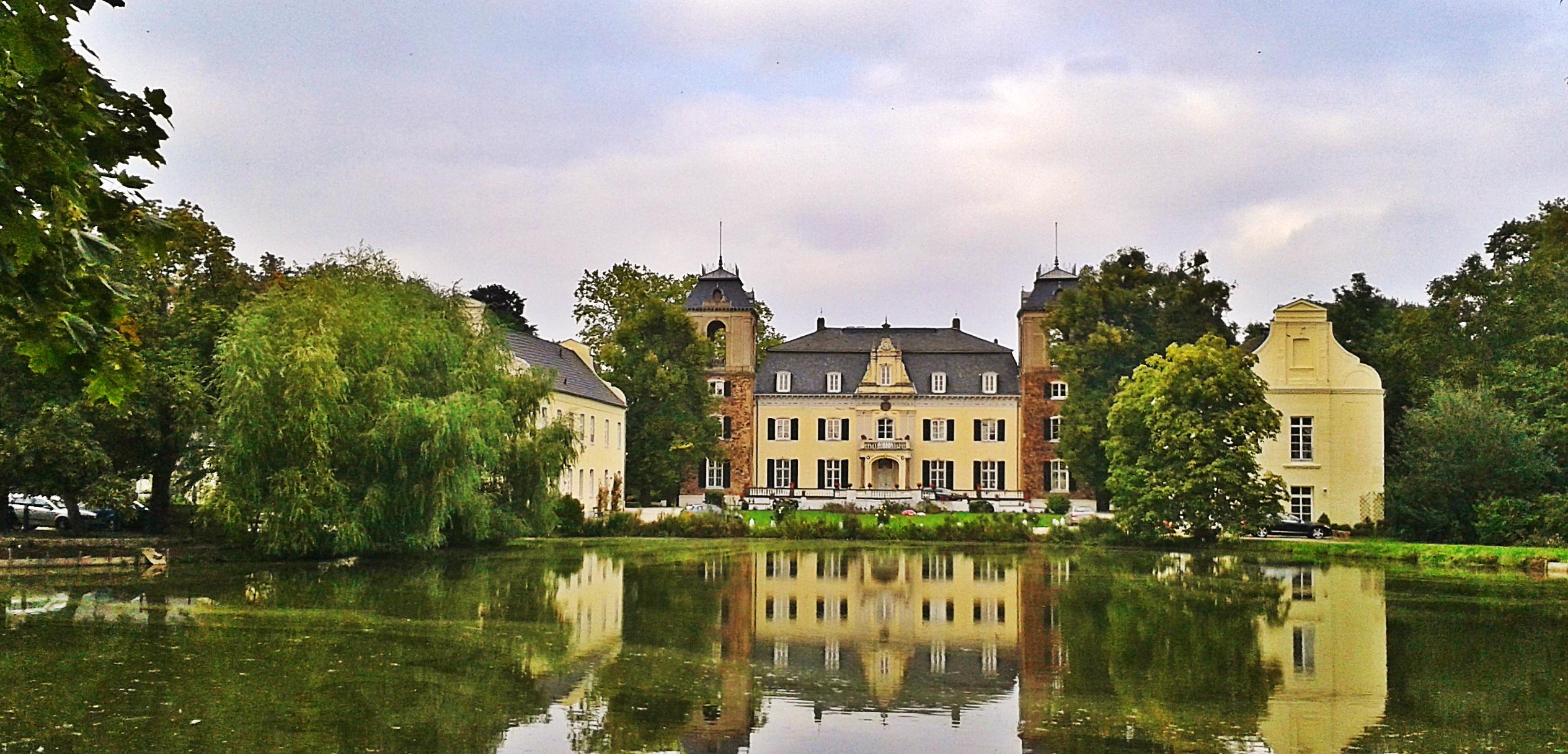 Burg Flamersheim Euskirchen Eifel