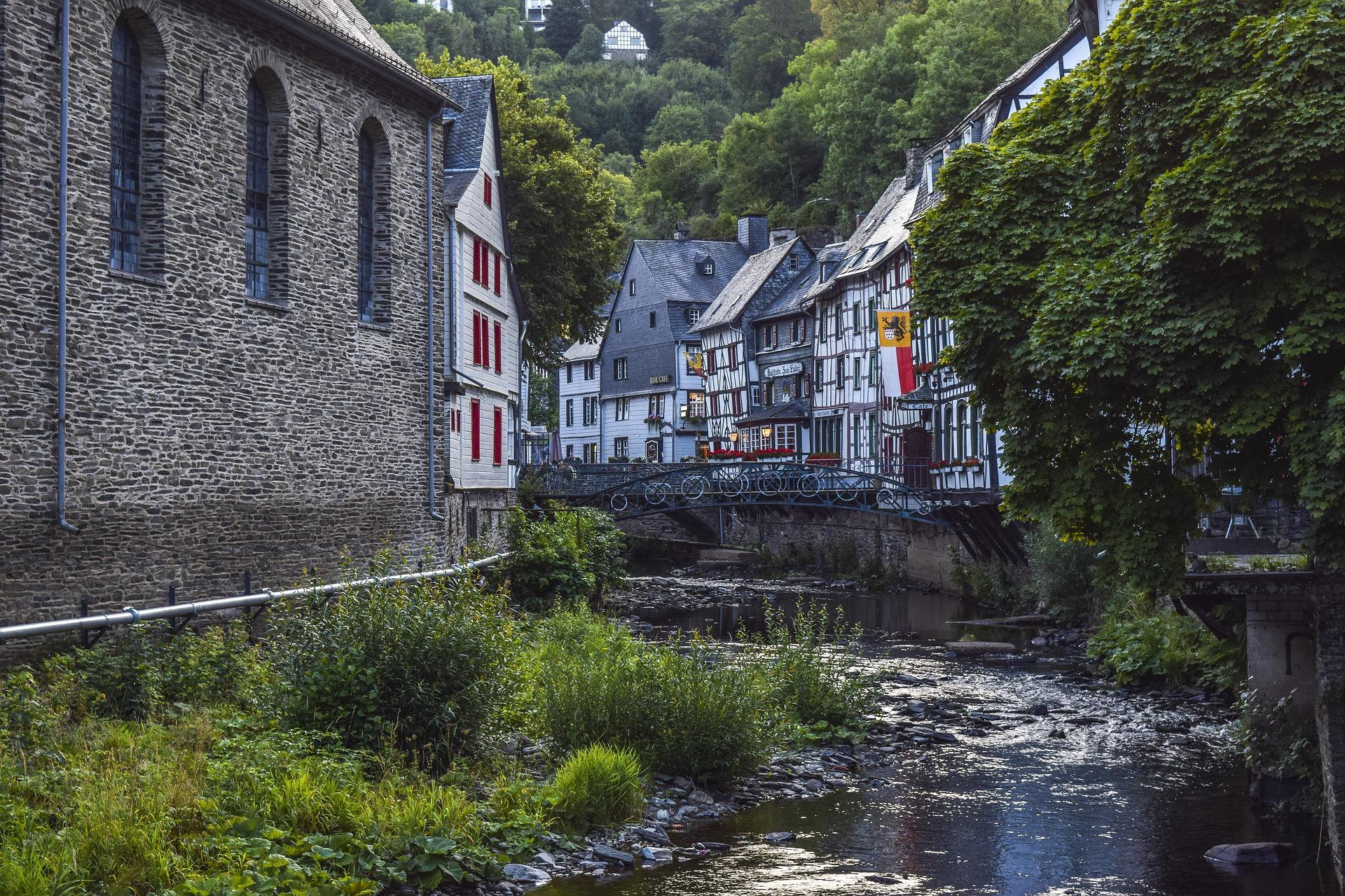 Orte in der Eifel