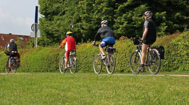 Radtour in die Eifel