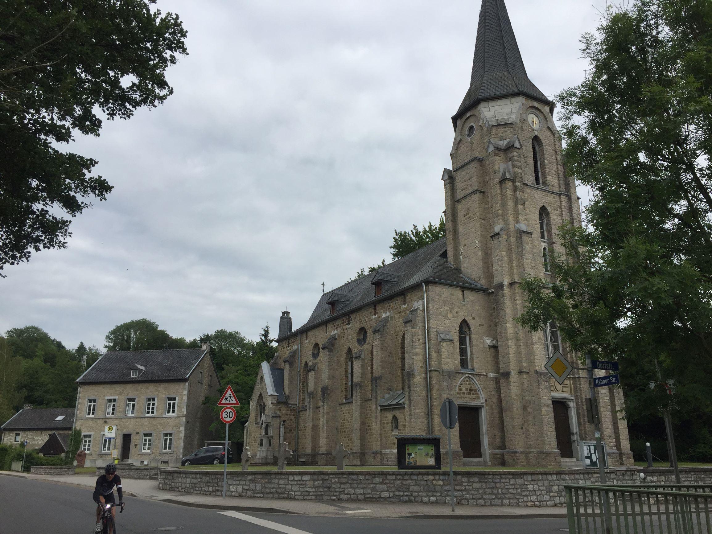 Hahn - ein Ortsteil von Walheim bei Aachen